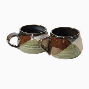 Petites Tasses à Café Shake par Anbo Design pour Anja Borgersrud, Set de 2
