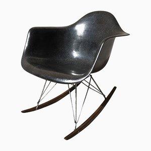 Poltrona a dondolo RAR di Charles & Ray Eames per Herman Miller, anni '60