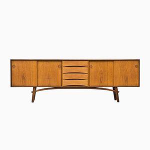 Norwegian Sideboard by Rastad & Relling for Gustav Bahus, 1950s