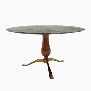 Tavolo da cocktail in marmo di Osvaldo Borsani, anni '50