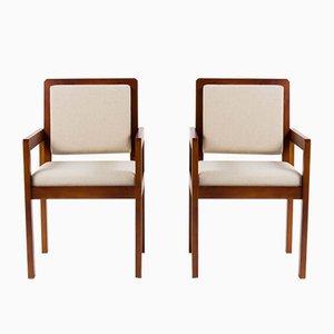 Sedie di André Sornay per Sornay, anni '50, set di 2