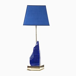 Lapis Lazuli Lamp by Studio Superego