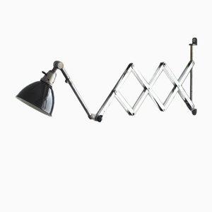 Vintage Midgard Lamp by Curt Fischer for Auma