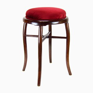 Antique Viennese Stool from Josef Neyger