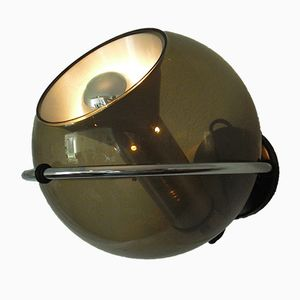 Vintage Globe Wall Lamp by Frank Ligtelijn for Raak, 1960s