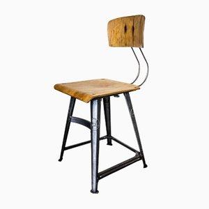 Silla de escritorio vintage de Rowac