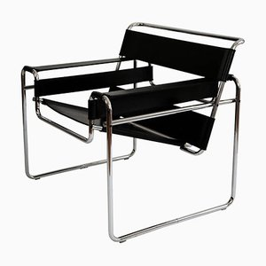 Bauhaus Wassily Lounge Chair by Marcel Breuer