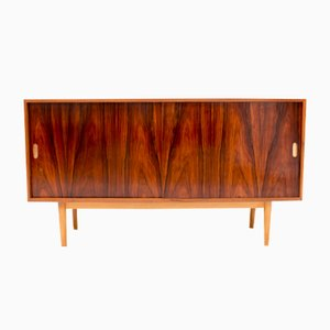 Interplan Rosewood Sideboard by Robin Day for Hille, 1954