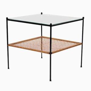 Table Basse Mid-Century par Dirk Van Sliedregt pour Rohe, Pays-Bas