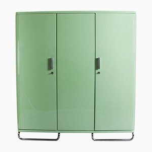 Industrial Pistachio Green Wardrobe