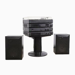 Vintage Atelier 1 Stereoanlage von Dieter Rams für Braun