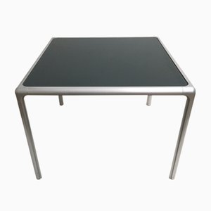 Cast Aluminum & Glass Dining Table from Dexo, 1980s