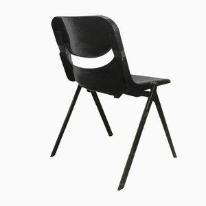 Dorsal Chair by Giancarlo Piretti for Openark, 1981