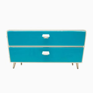 Jewelry Box with Two Drawers, 1950s