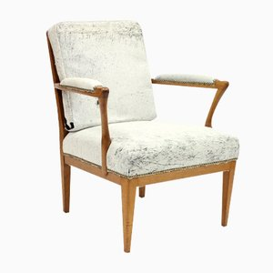 Model 868 Easy Chair by Josef Frank for Svenskt Tenn, 1950s