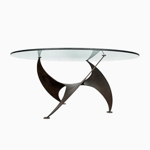 Italian Propeller Coffee Table