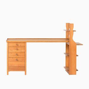 Pine Desk from Carl Malmsten, 1930s