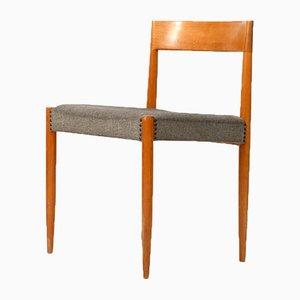 Chaise de Salon Vintage 123 Elliptic de Lübke