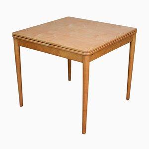 Ausziehbarer Esstisch aus Birkenholz von Cees Braakman für Pastoe, 1950er