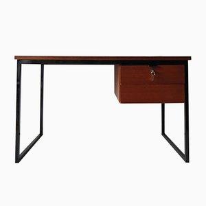 Scandinavian Minimalist Desk, 1960s