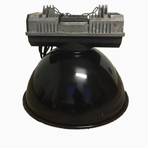 Vintage Industrial Factory Lamp from Mazda, 1950s