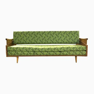 Vintage Czech Sofa Bed, 1960s