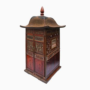 Portantina antica, Cina