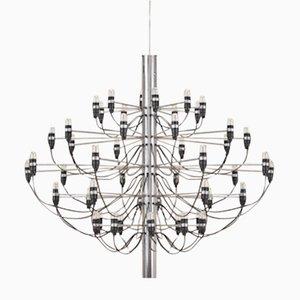 Lámpara de araña modelo 2097 vintage de Gino Sarfatti para Flos