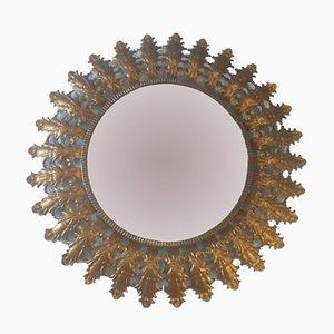 Spanish Golden Sun Mirror, 1950s