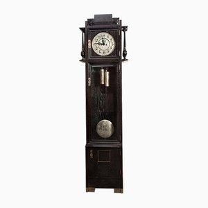 Reloj de suelo Secesión de Viena