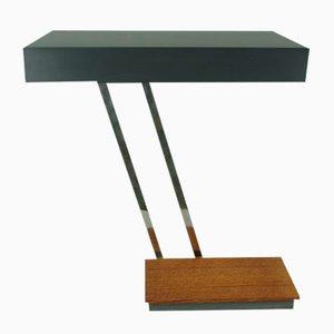 Lámpara de mesa modelo 6875 de Christian Dell para Kaiser Leuchten, años 50