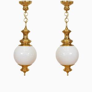 Lampes Vintage LS1 GC par Luigi Caccia Dominioni pour Azucena, Set de 2
