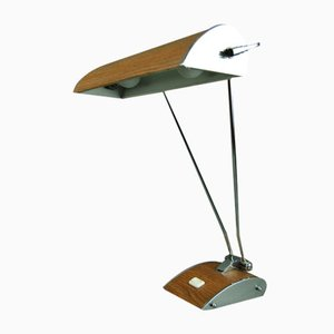 Mid-Century French Desk Lamp by Eileen Gray for Jumo