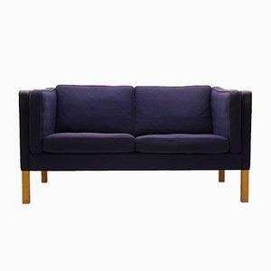 Vintage Modell 2332 Sofa von Børge Mogensen für Fredericia