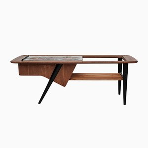 Coffee Table by Alfred Hendrickx for Belform, 1958