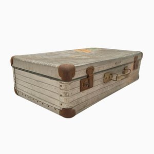 Baúl de viaje vintage de aluminio de Rimowa