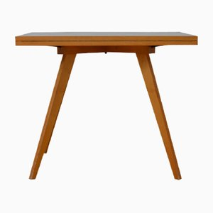 Vintage Quadratrund Table by Max Bill for Horgen Glarus