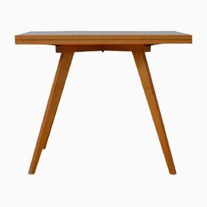 Vintage Quadratrund Tisch von Max Bill für Horgen Glarus