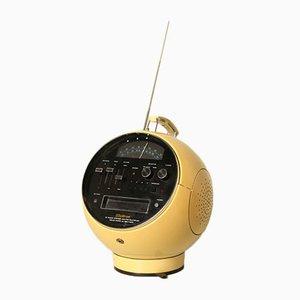 Radio Vintage Forme Balle de Weltron