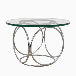 Mid-Century Coffee Table by Paul Tuttle for Strässle