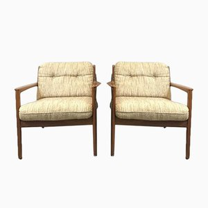 US-175 Chairs by Folke Ohlsson for Dux, 1960s, Set of 2