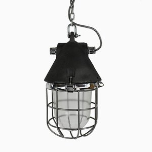 Industrial Bunker Loft Lamp from EOW