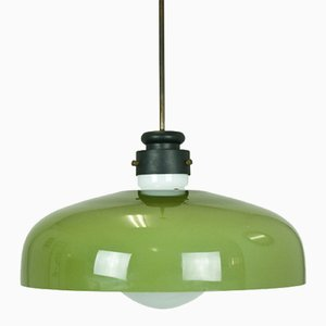 Pendant Light by Alessandro Pianon for Vetreria Vistosi, 1960s
