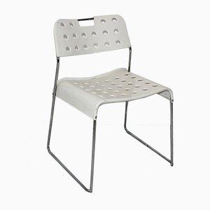 Omstak Stuhl von Rodney Kinsman für Bieffeplast, 1971