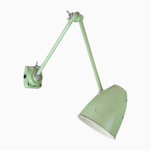 Tschechoslowakische Industrielle Maschinisten Lampe, 1950er