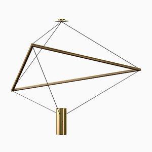Lampada a sospensione 037.01 di Edizioni Design