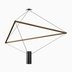 Lampada a sospensione 037.04 di Edizioni Design