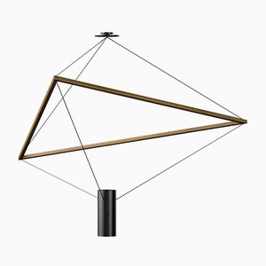 Lámpara colgante Ed 037.04 de Edizioni Design