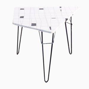 Model T2 Tangram Side Table by Willy Van Der Meeren for Tubax, 1954
