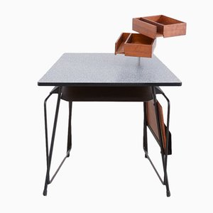Mid-Century Belgian Children's Desk by Willy Van der Meeren for Tubax